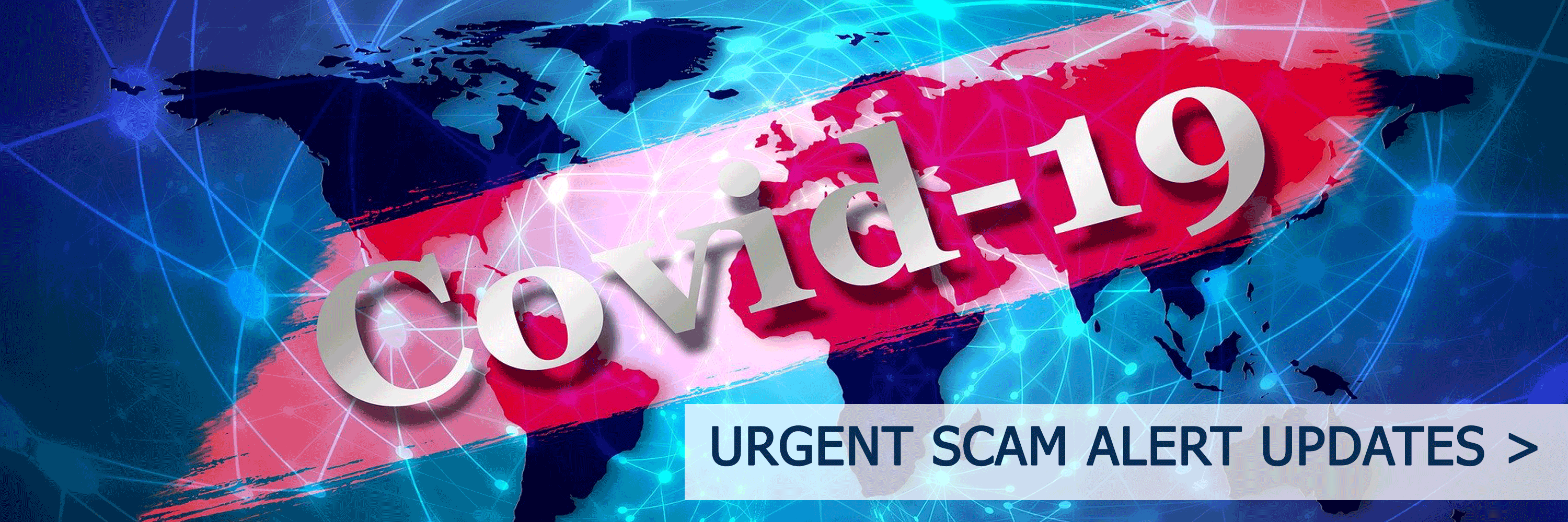 Important COVID-19 Scam Alert!