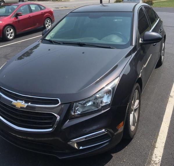2015 Chevrolet Cruze repo 8.13.2021